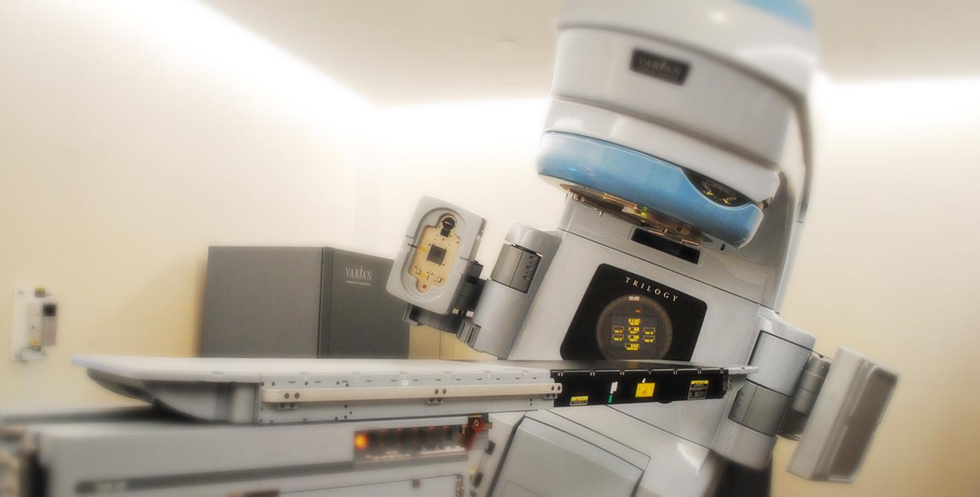 放射線療法(IMRT)/強度変調放射線治療