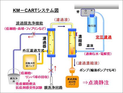 KM-CARTシステム図